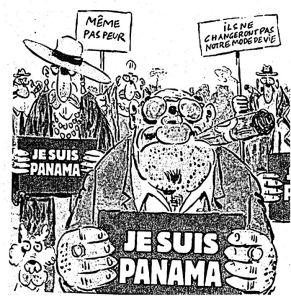 Panama Je suis