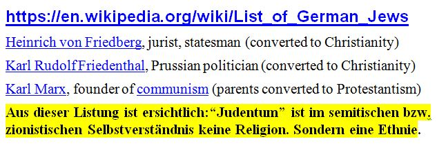 list-of-german-jews-marx