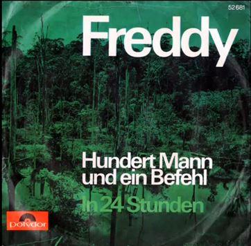 Freddy Hundert Mann