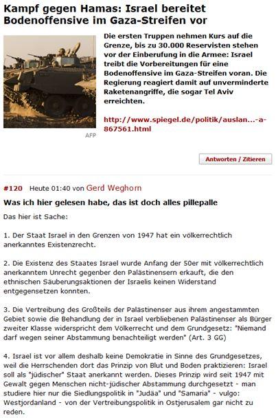 Gazakrieg 2012 - 1