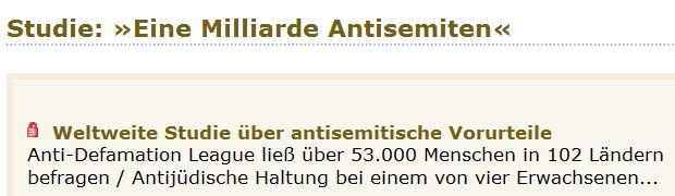 ADL Eine Milliarde AS