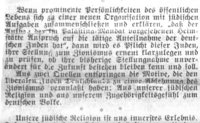 Eichmann assimilierte Juden waren Deutsche