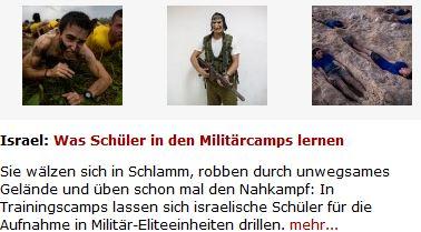 Funktionselite Militär IDF