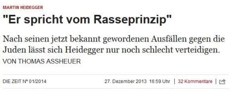 Heidegger Assheuer 1