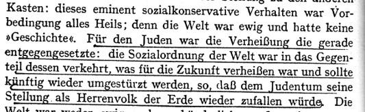 Herrenvolk Max Weber