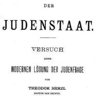 Herzl Der Judenstaat