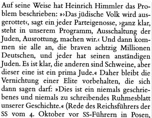 Himmler Posener Deutsche SS