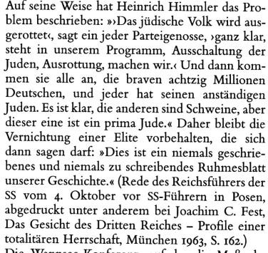 Himmler Posener Rede
