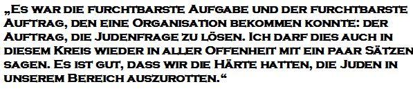 Himmler Sonthofener Rede