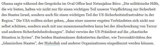 Israel Vorposten der USA