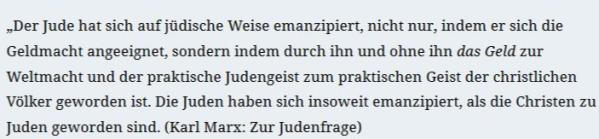 Marx Judenfrage1