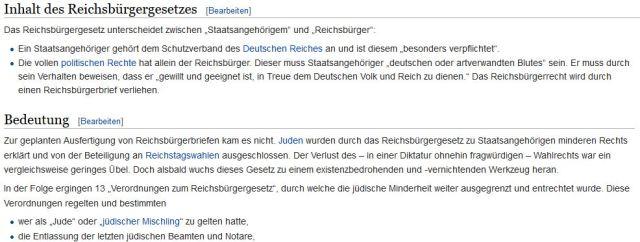 Reichsbürgergesetz