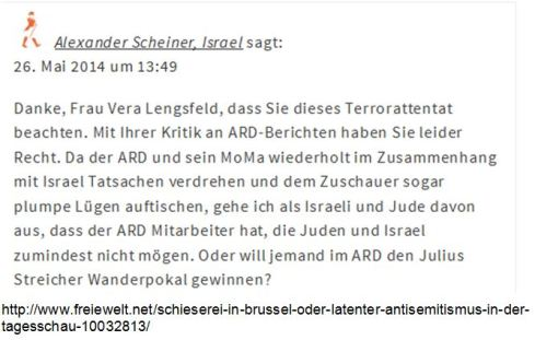 Scheiner, Alexander Lengsfeld