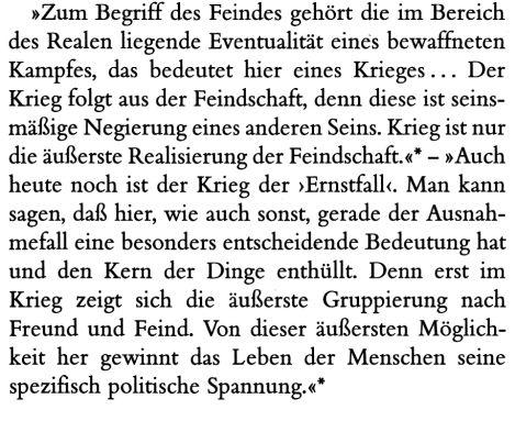 Schmitt Feind