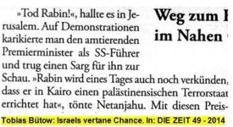 Netanjahu Rabin Hass