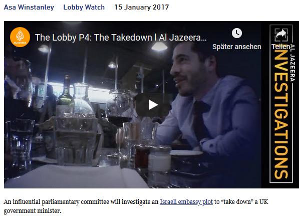 Al Jazeera The Plot