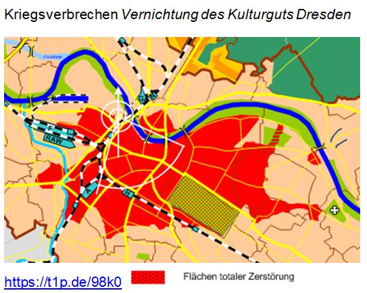 Dresden Vernichtung als Kulturgut