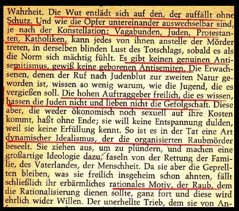 Horkheimer Adorno Opfer