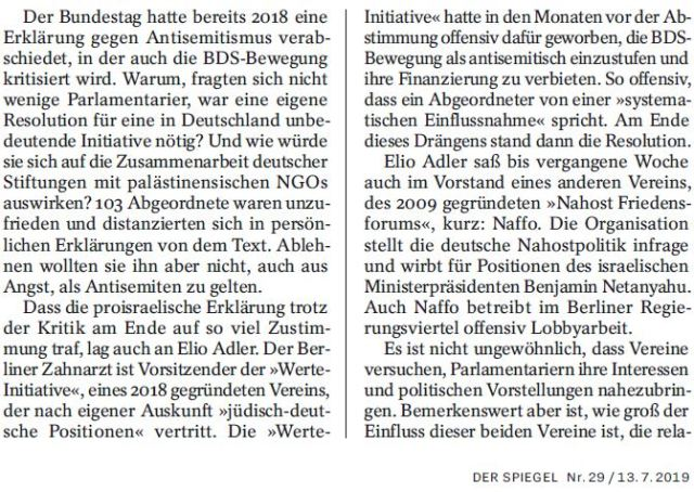 Zionistische Mafia im Bundestag