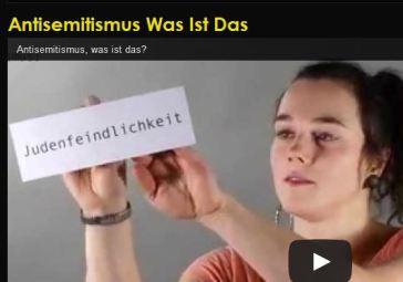 AS = Judenfeindlichkeit bpb-Video