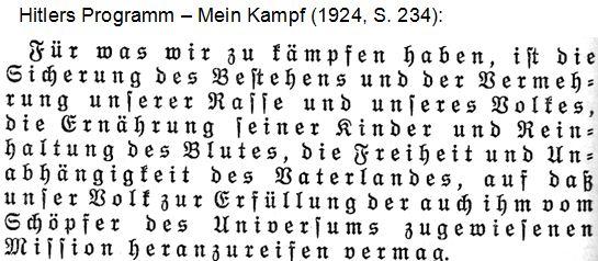Hitlers Glaubensbekenntnis 234