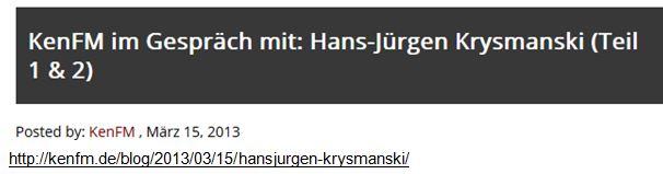 Krysmanski KenFM