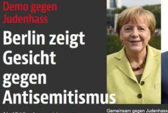 Merkel Judenhass