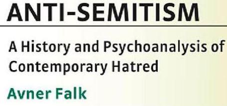Psychoanalytischer AS-Begriff Avner Falk