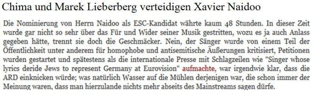 Xavier ESC