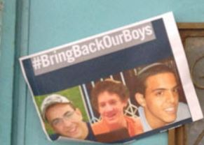 Bring back our Boys
