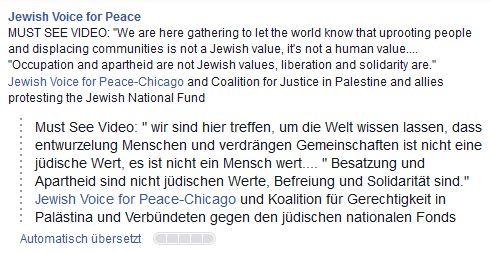 Juden gegen JNF