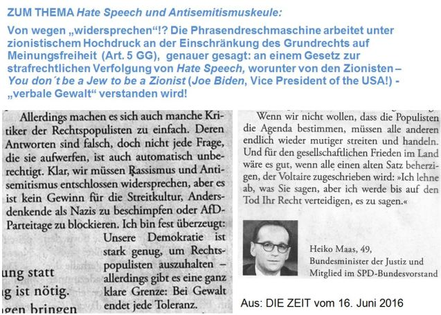 Maas Hate Speech
