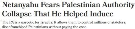 Palästinensische Autoritat bricht zusammen