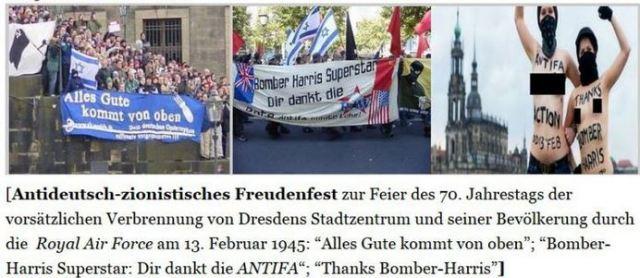 Antifa Dresden groß