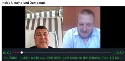 Biden und Ukraine Korruption