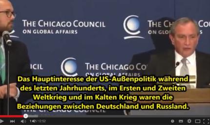 Friedman Strategie der USA
