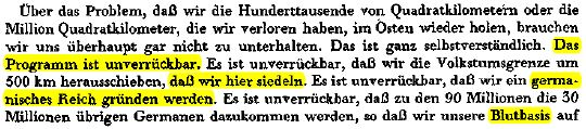 Himmlers Vision vom 4. 8. 1944-1