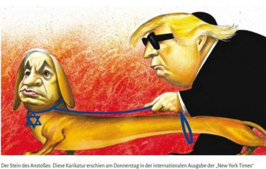 Israelification Netanyahu Trump