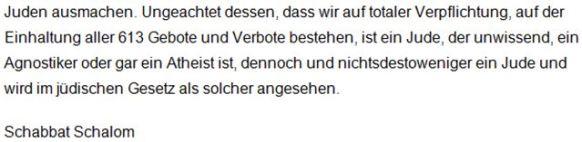 Jude Definition Schabbat Schalom