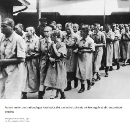 KZ Auschwitz Frauen