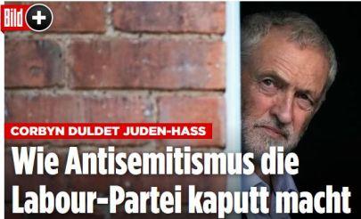 Labour Corbyn Antisemitismus BILD