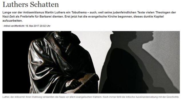 Luthers Schatten Pfeiffer