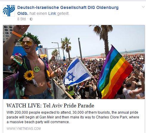 Gay Community Tel Aviv