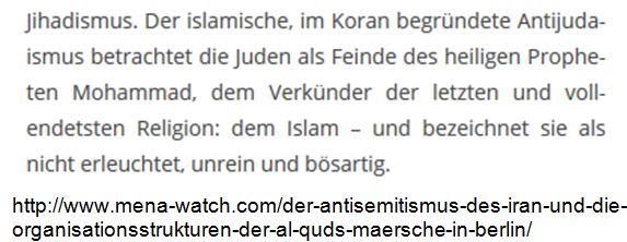 Islam unrein