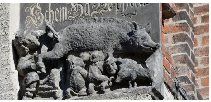 Judensau Wittenberger
