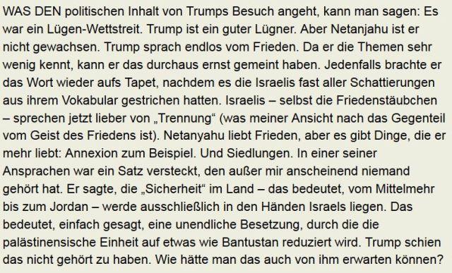 Zionisten-Lüge 1